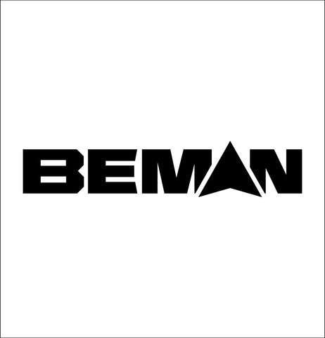 Beman Arrows decal, sticker, car decal