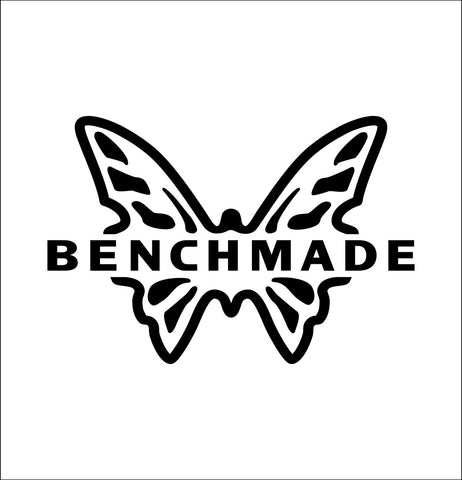 Benchmade Knives decal, sticker, car decal