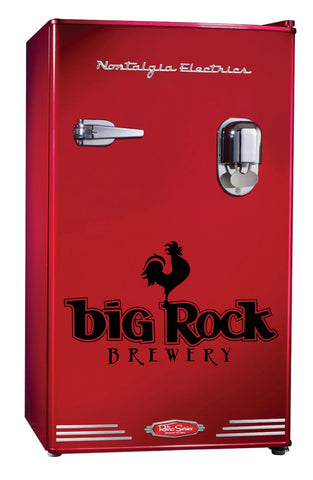Big Rock Brewery decal, beer decal, car decal sticker
