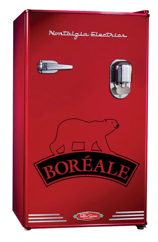 Boreale decal, beer decal, car decal sticker