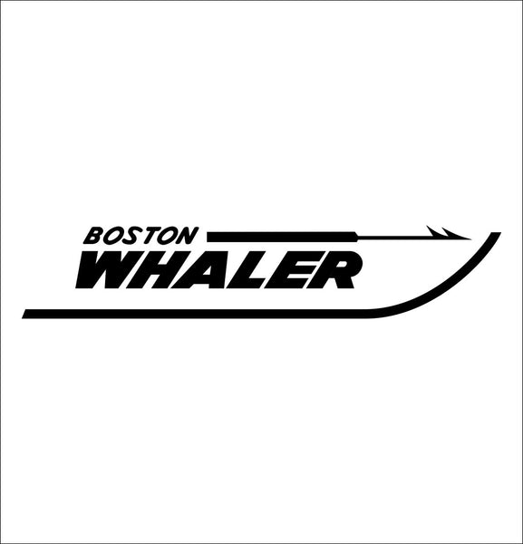 Boston Whaler decal, sticker, hunting fishing decal