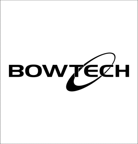 Bowtech Archery decal, sticker, car decal