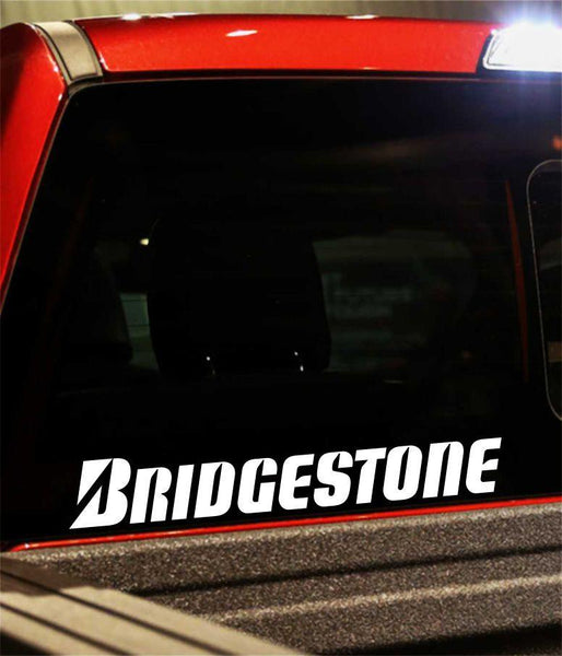 bridgestone performance logo decal - North 49 Decals