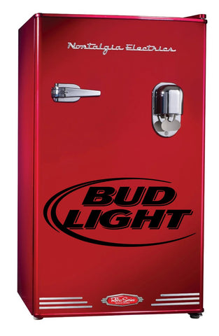 Bud Light decal, beer decal, car decal sticker