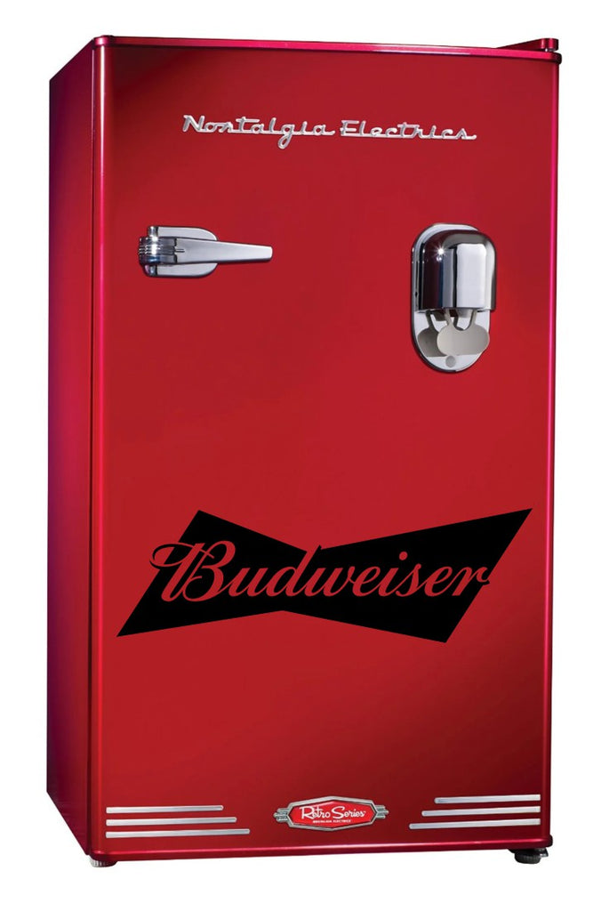 Budweiser decal, beer decal, car decal sticker