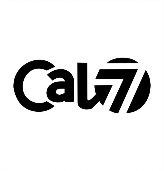 Cal Skate decal, skateboarding decal, car decal sticker