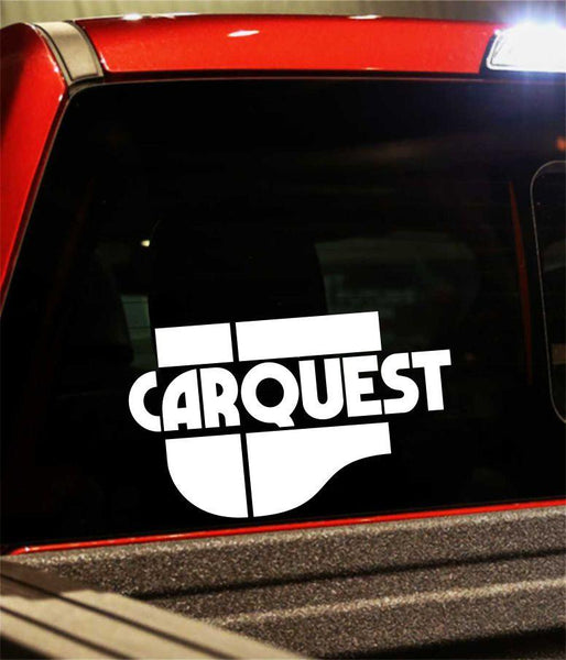 carquest performance logo decal - North 49 Decals