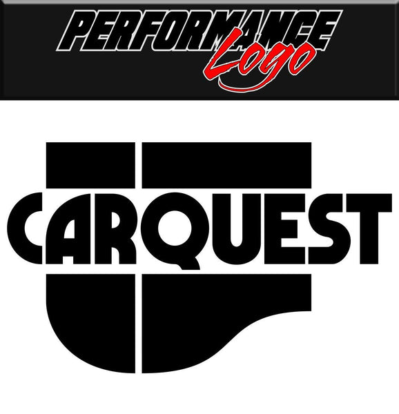 Carquest decal performance decal sticker