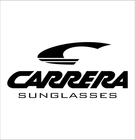Carrera decal, car decal sticker