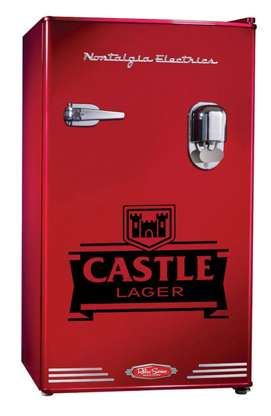 Castle Lager decal, beer decal, car decal sticker