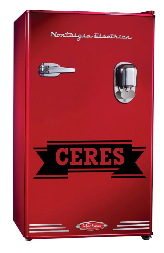 Ceres decal
