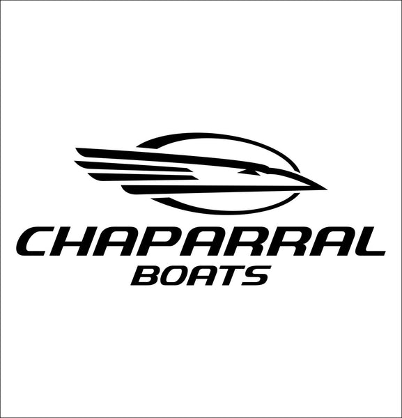 Chaparral Boats decal, sticker, hunting fishing decal
