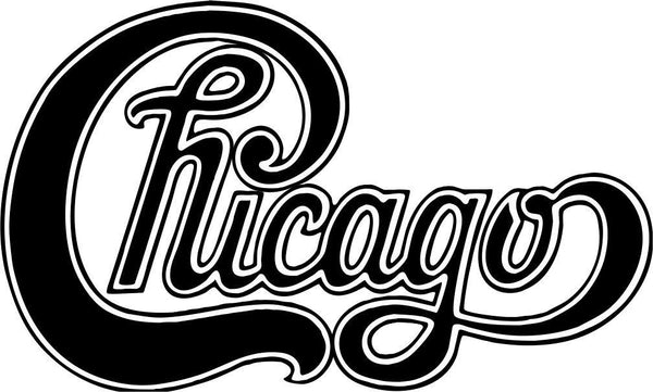 chicago band decal - North 49 Decals