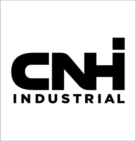 CNH Industrial decal