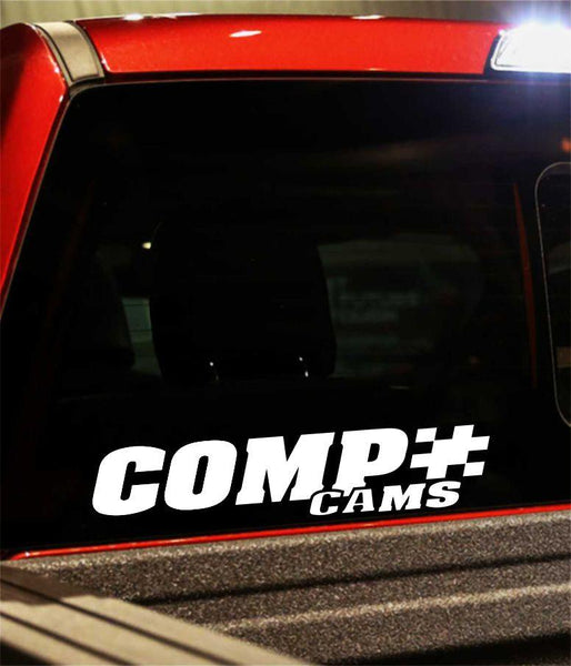 comp cams performance logo decal - North 49 Decals