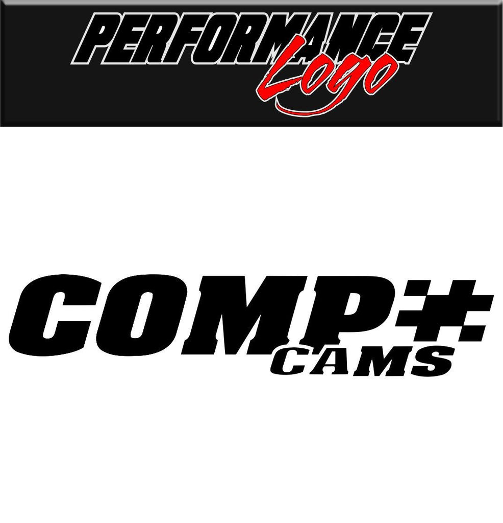 Comp Cams decal performance decal sticker