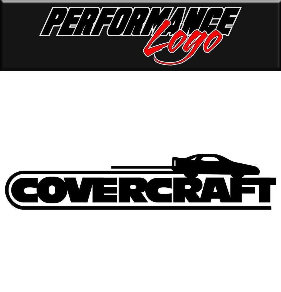 Covercraft decal performance decal sticker