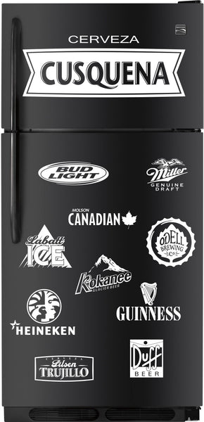 Cusquena decal, beer decal, car decal sticker