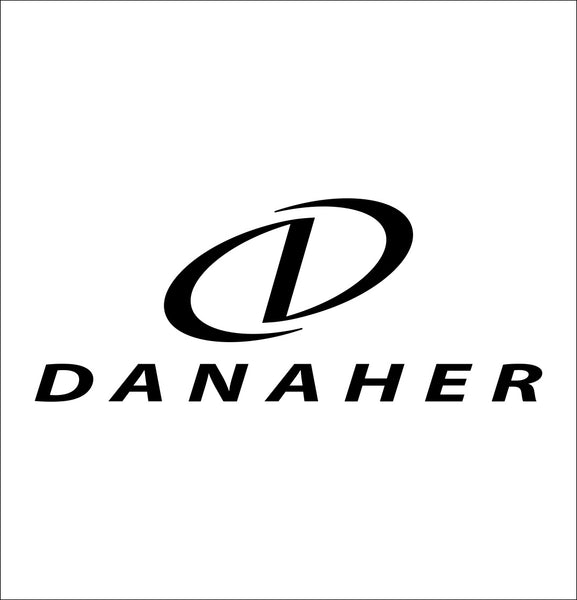 danaher tools decal, car decal sticker