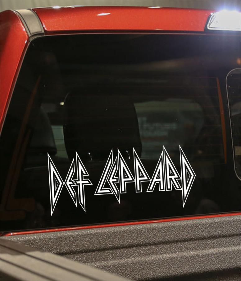 def leppard band decal - North 49 Decals