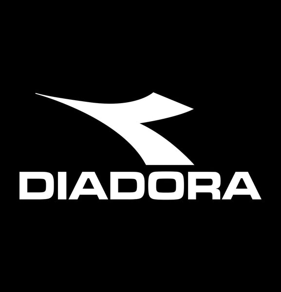 diadora decal, car decal sticker