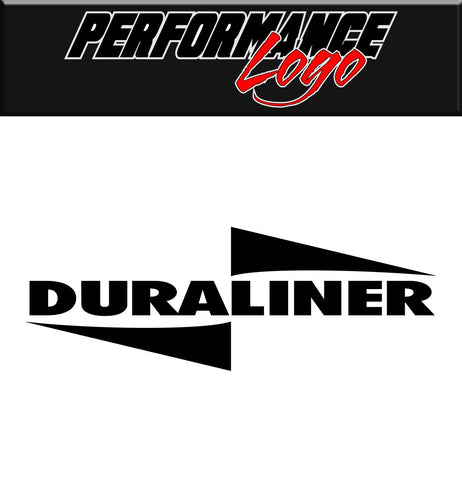 Duraliner decal performance decal sticker