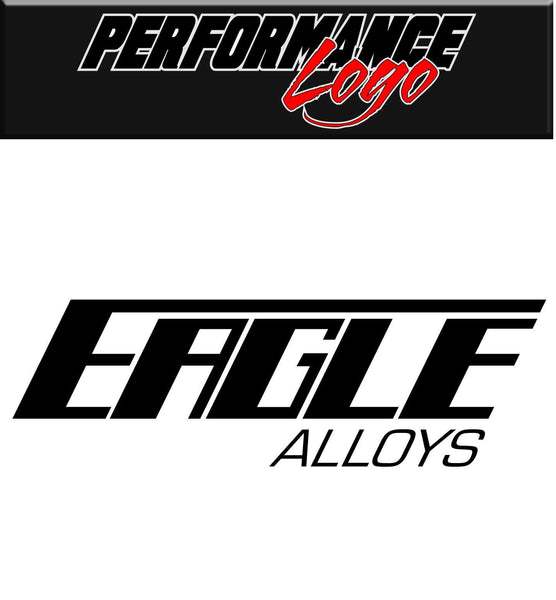 Eagle Alloys decal performance decal sticker