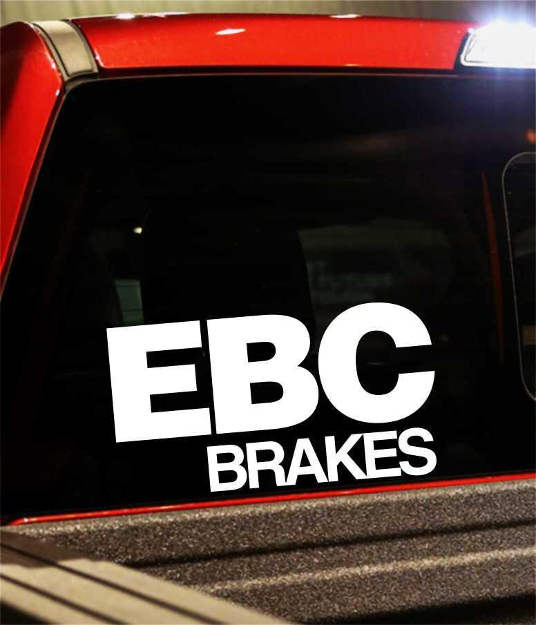 Ebc Brakes Decal North 49 Decals