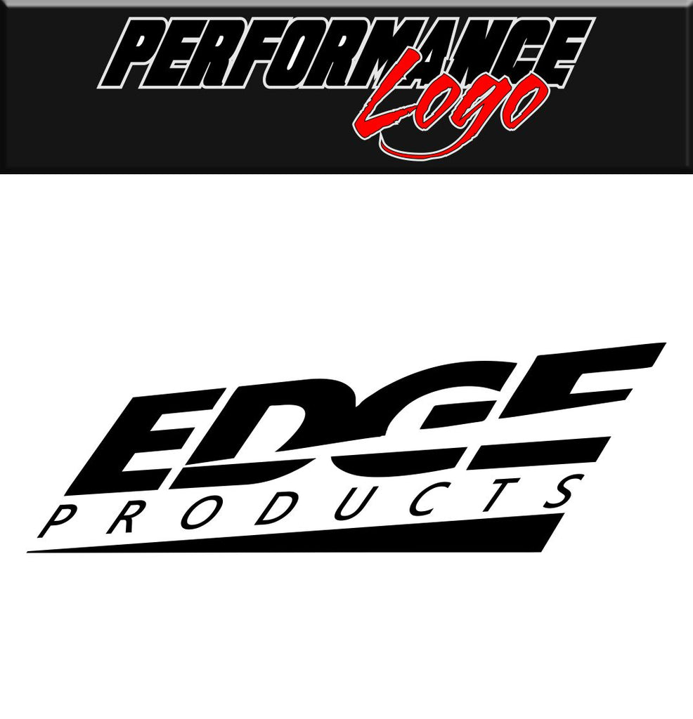 Edge Products decal performance decal sticker