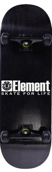 Element Skateboards decal, skateboarding decal, car decal sticker