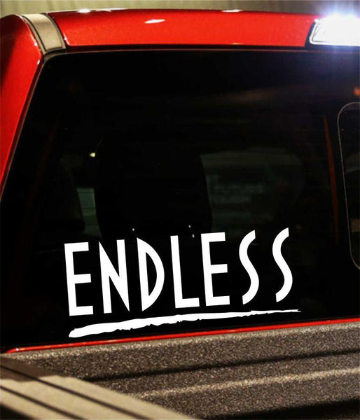 endless performance logo decal - North 49 Decals