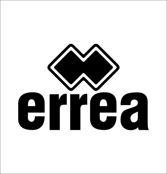 errea decal, car decal sticker