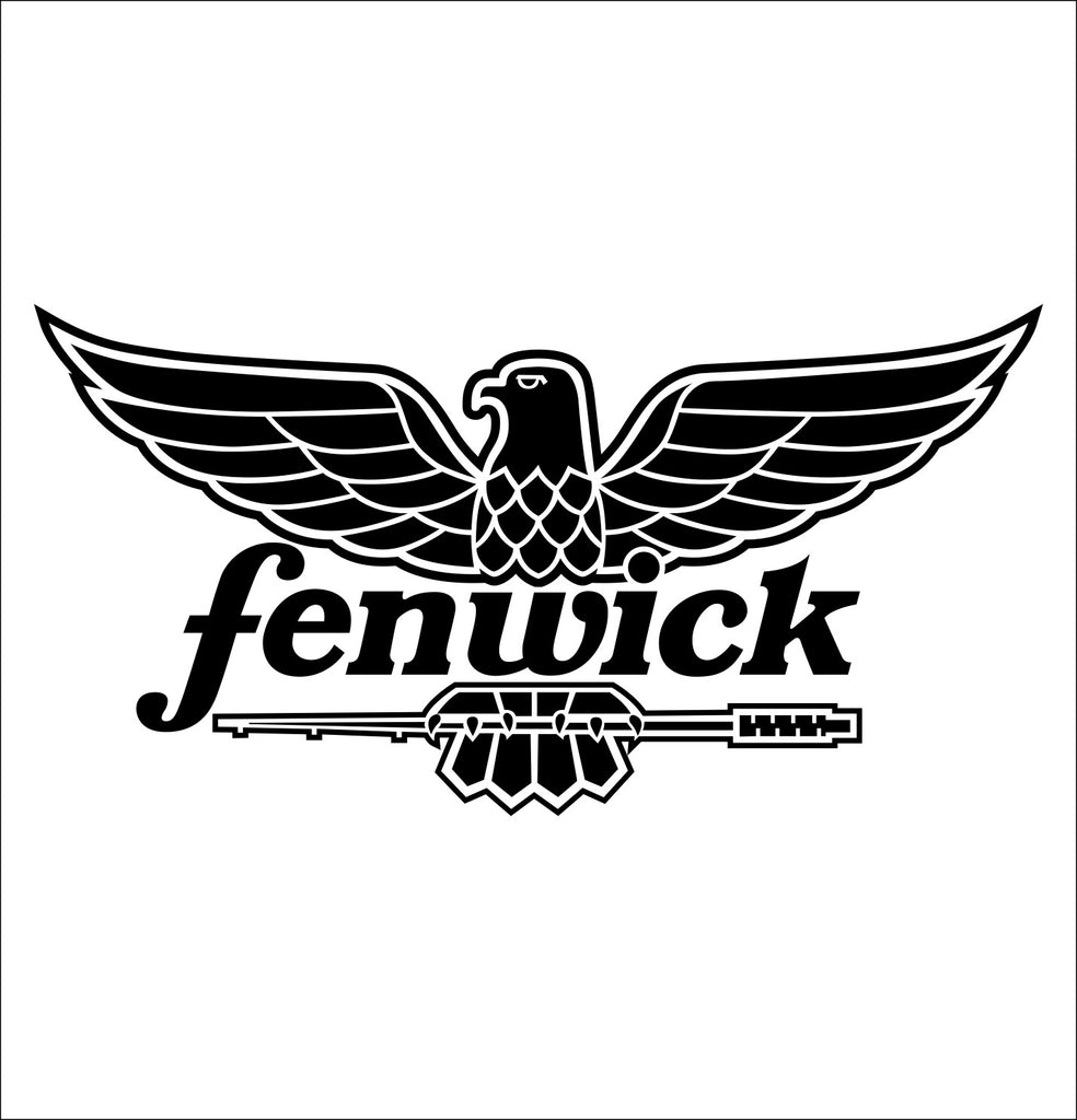Fenwick Fishing decal