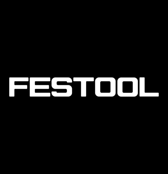 festool decal, car decal sticker