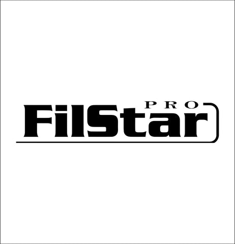 Filstar decal, sticker, hunting fishing decal