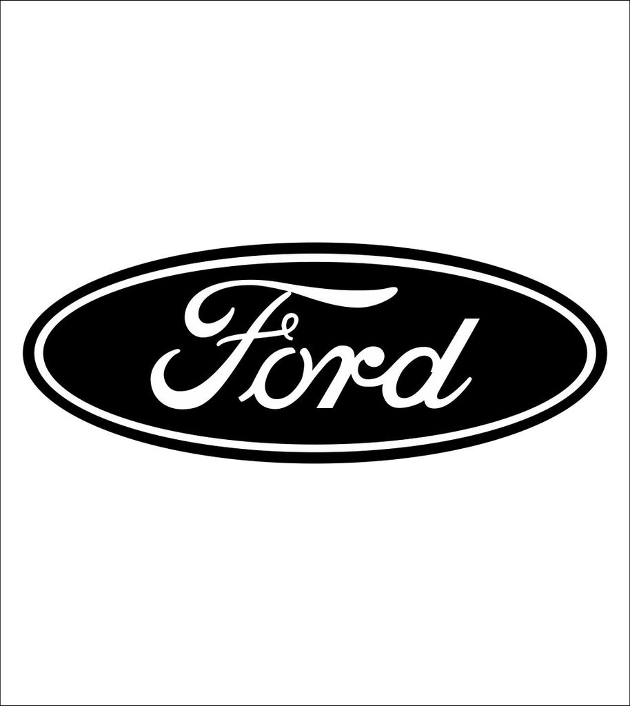 Ford Car Logo Decal North 49 Decals