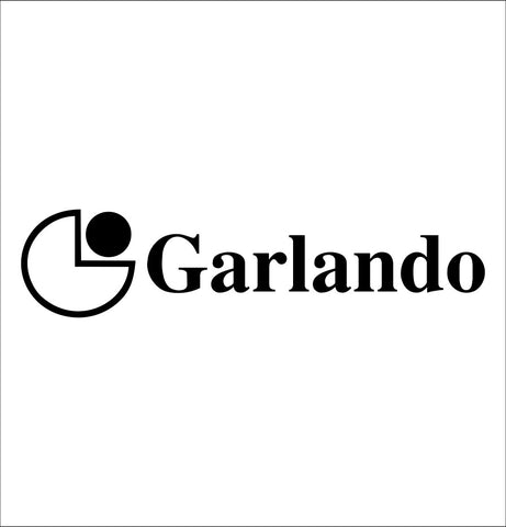 Garlando decal, darts decal, car decal sticker