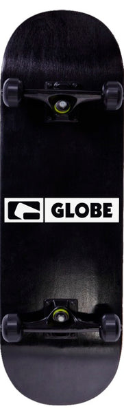 Globe Skateboards decal, skateboarding decal, car decal sticker