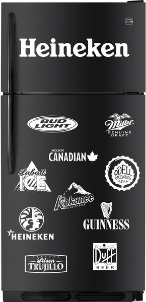 Heineken decal, beer decal, car decal sticker