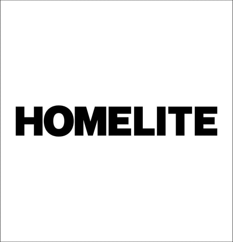 Homelite decal, farm decal, car decal sticker