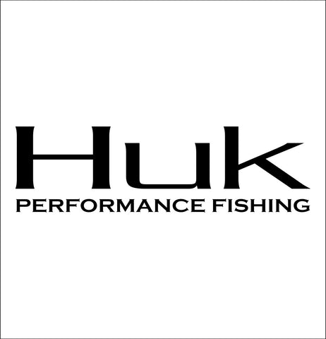 Huk Fishing decal, sticker, hunting fishing decal