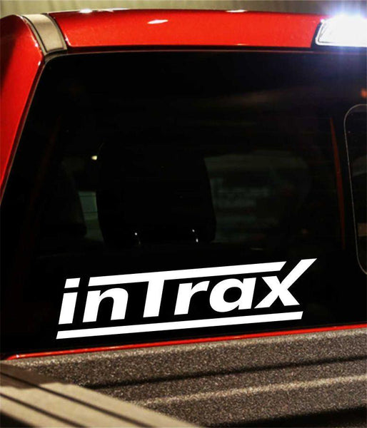 intrax performance logo decal - North 49 Decals