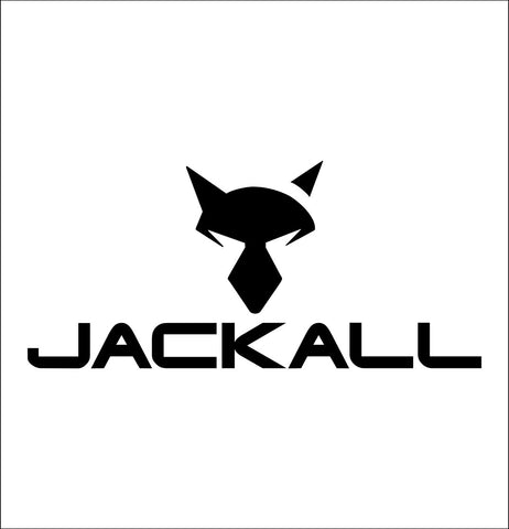 Jackall Lures decal, sticker, hunting fishing decal