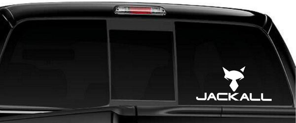 Jackall Lures decal, sticker, car decal