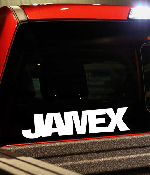 jamex performance logo decal - North 49 Decals