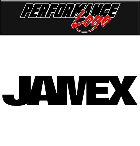 Jamex springs decal, performance decal, sticker