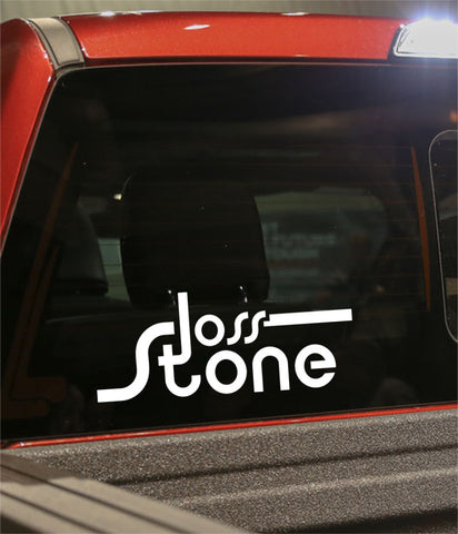 joss stone band decal - North 49 Decals