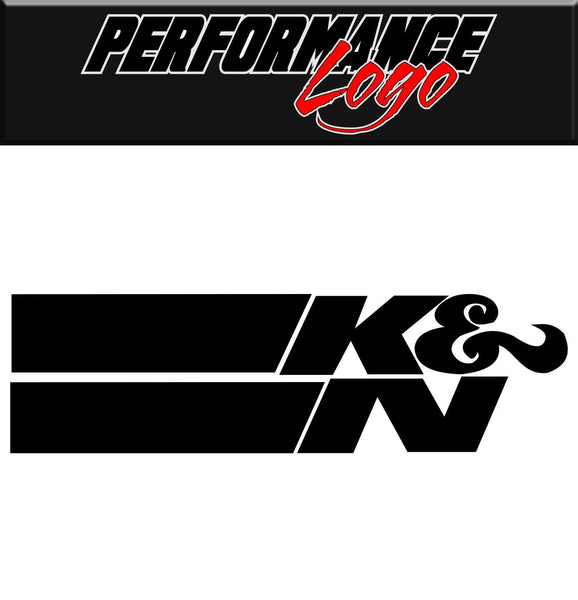 K&N Engineering decal, performance decal, sticker