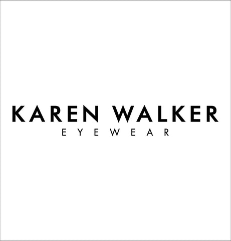 Karen Walker decal, car decal sticker