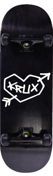 Krux Trucks decal, skateboarding decal, car decal sticker